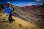 Rainbow Mountain 5040 m npm - Peru